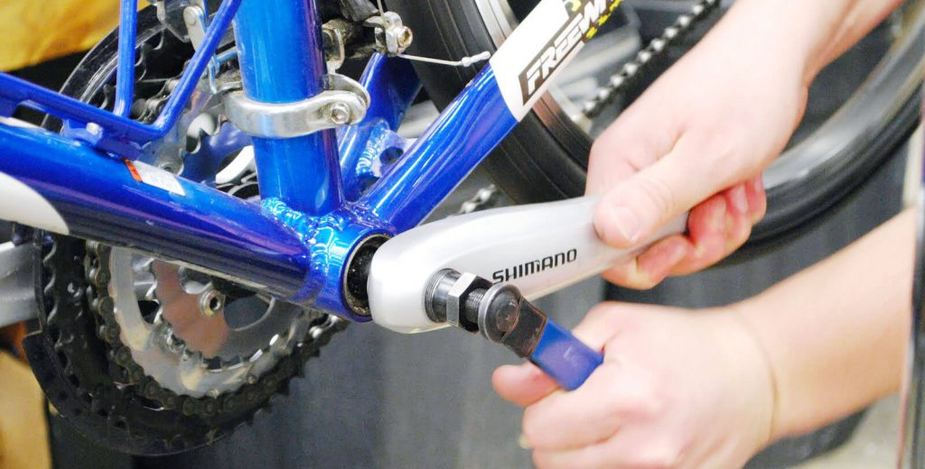 How To Fix A Bike Pedal
